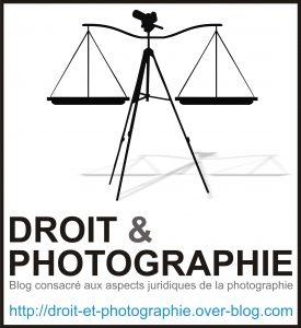 Le blog Droit et Photographie